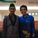 Adhitya dan Arief Rosyid Hasan