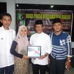 Buka bersama Badko HMI Riau-Kepri