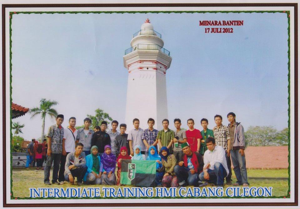 Latihan Kader II HMI Cabang Cilegon