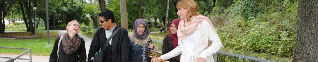 Aktivis kampus UIN Suska Riau go to Germany