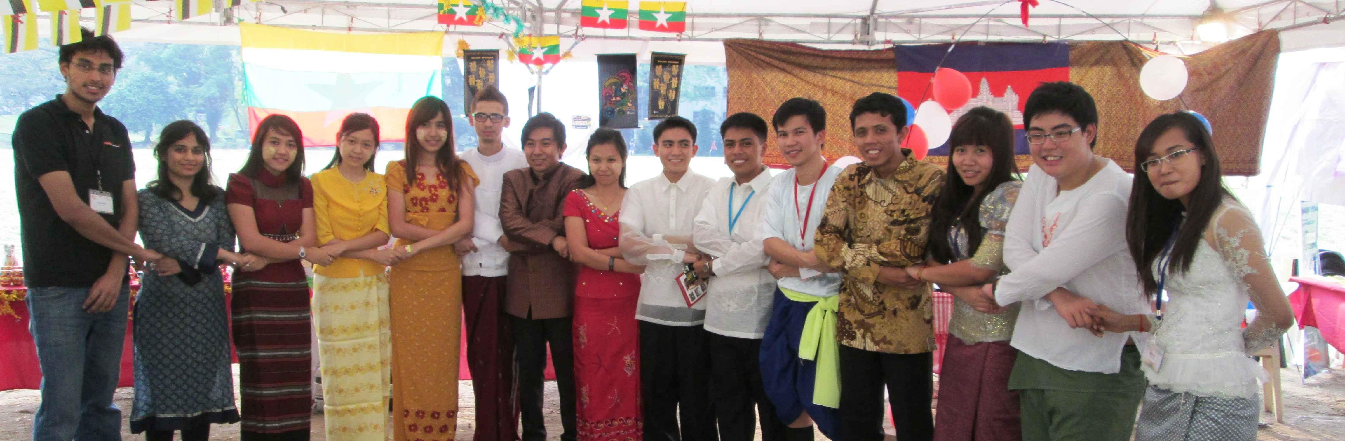 ASEAN delegation
