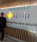 Foto 21: Adhitya lulus sebagai penerima beasiswa S2 LPDP