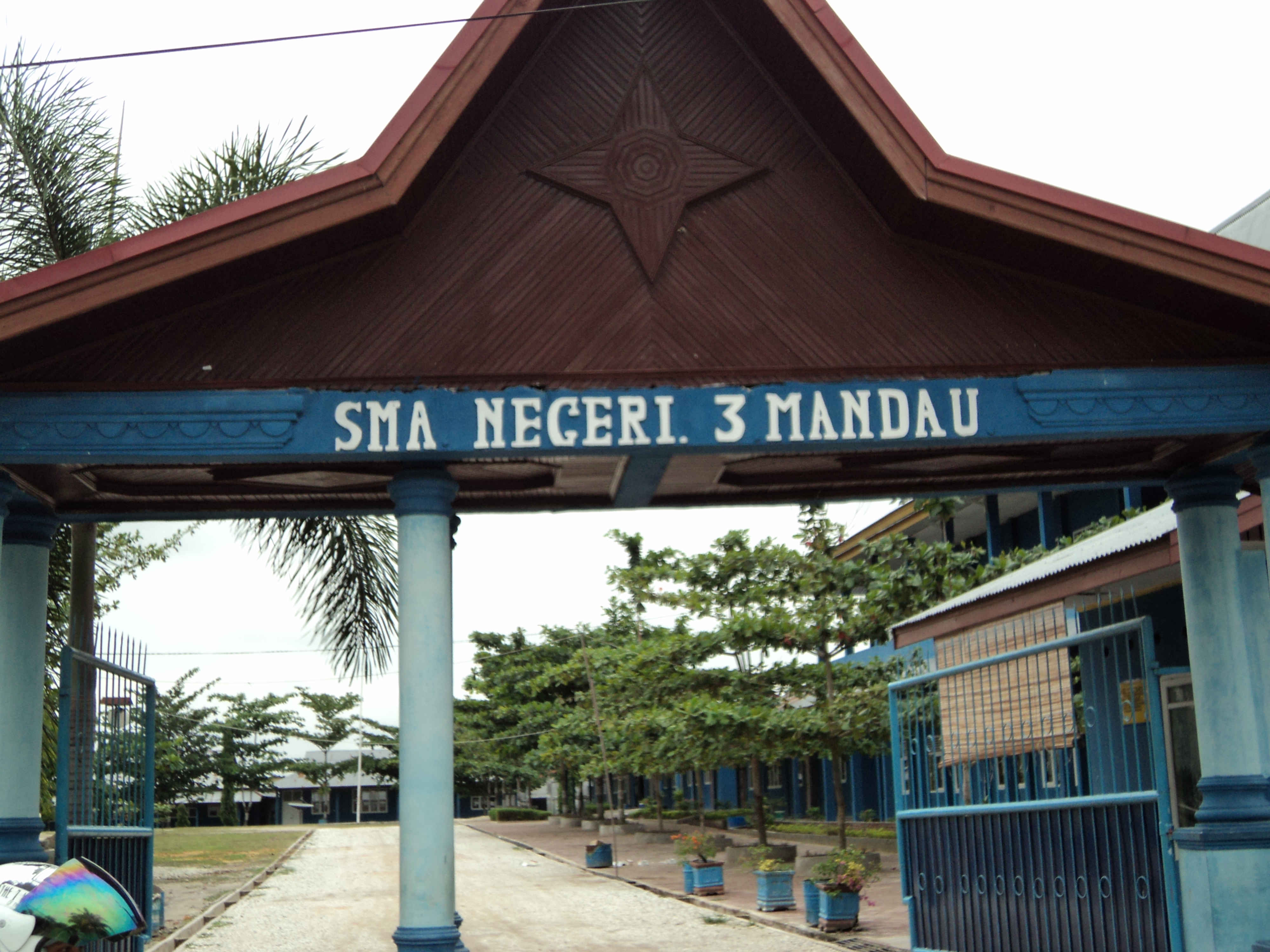 SMA N 3 Mandau