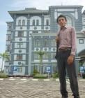 Adhitya di UIN Suska Riau