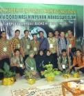 Adhitya menjadi panitia LK III Badko HMI Riau Kepri