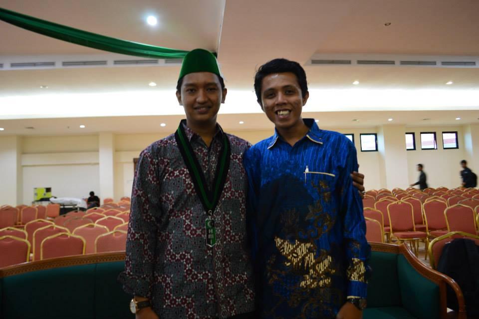 Dengan Kanda Arif Rosyid (Ketua Umum PBHMI)