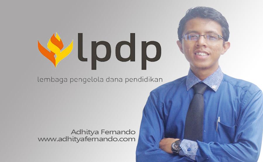 Adhitya Fernando - Beasiswa LPDP