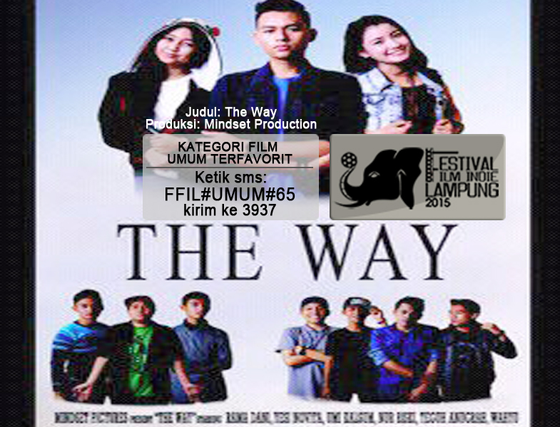 The way FFI Lampung 2015