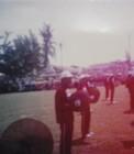 Atraksi drumband di Bengkalis