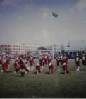Atraksi drumband SMA N 3 Mandau di Bengkalis