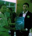 Adhitya saat di acara IMAKIPSI Bengkulu