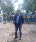 Adhitya saat menjadi pembina MOS SMA Taruna Dumai