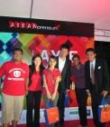 Adhitya bersama teman sekelompok di ASEANpreneurs